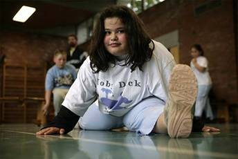 kinder werden immer dicker